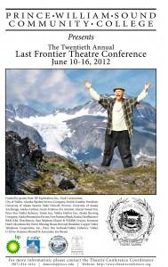 Last Frontier Theatre Conference premiere