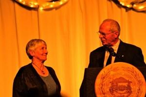 Linda Billington with Norris Nims-(Merry-Pierce)