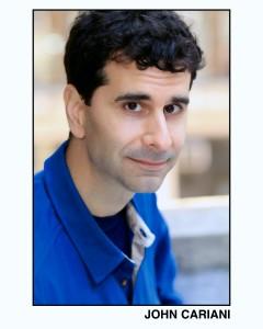 Featured Artist John Cariani